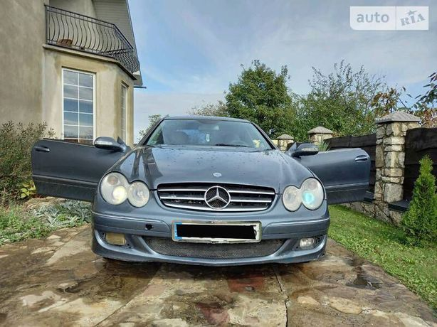 Mercedes-Benz CLK 270 Avantgarde