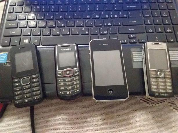 Мобільні телефони ( Sony Ericsson, Bravis, Samsung, iphone китай)