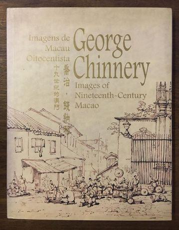 imagens de macau oitocentista, george chinnery