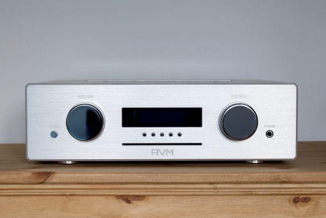 AVM Ovation CS 8.2 - CD, Streamer, FM, DAC, Wzm. - Fantastyczny