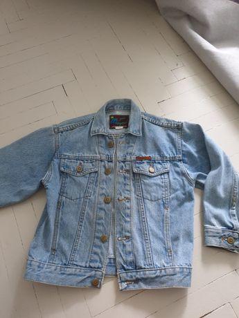 Дитяча джинсова курточка