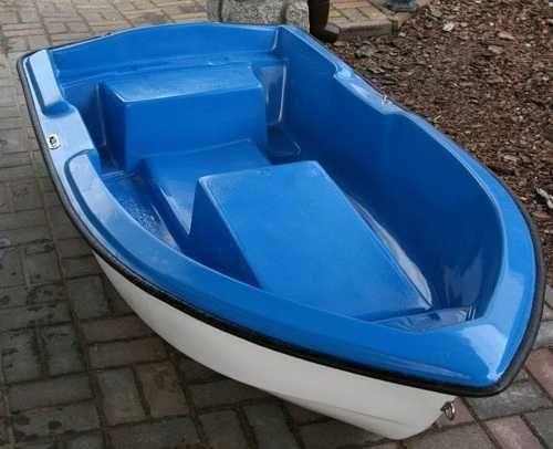 Łódź, łódka wiosłowa wędkarska