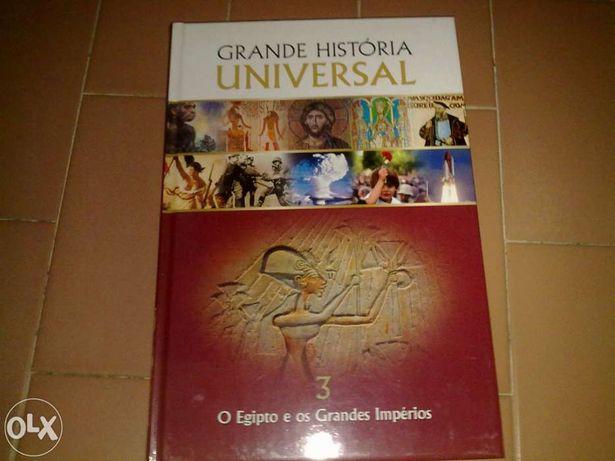 Grande historia universal o egipto e os grandes impérios