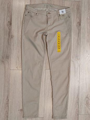 Nowe Spodnie Denim Co r. 42 super stretch