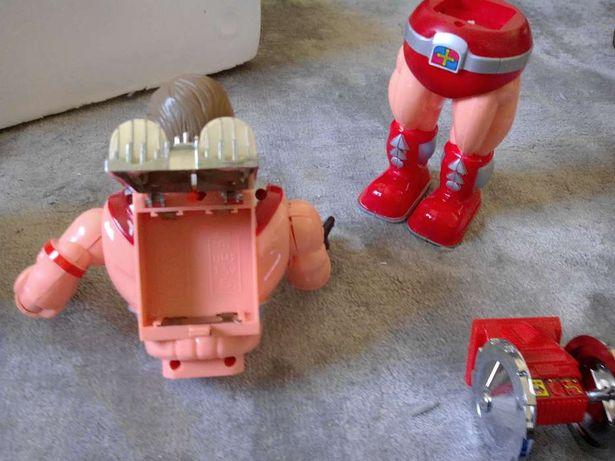 Nebular warlord - titan & iron !an - Figuras tipo motu 1985 - raro