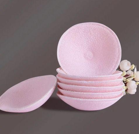 Прокладки лактаційні багаторазові (многоразовые вкладишыши для груди)