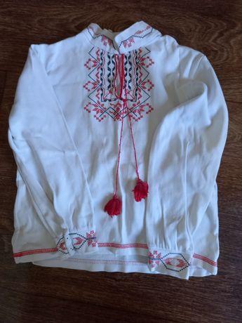 Продам рубашки дитячі