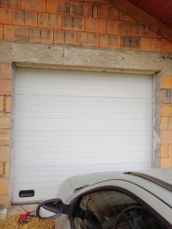 Brama garażowa segmetowa