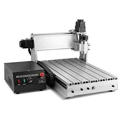 CNC 3040T com interface USB