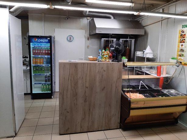 Sprzedam kebab na targowisku Górniak Łódź