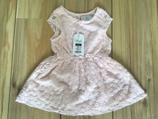 Nowa sukienka/tunika Smyk Cool Club r.74