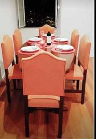 Móveis para Sala de Jantar em madeira
