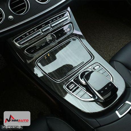 Consola Central Mercedes Classe E W213 (2016-2019) Madeira