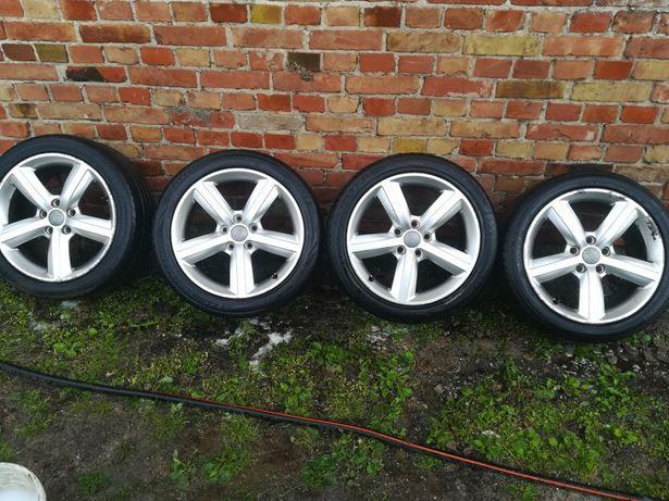 Felgi aluminiowe 17 cali Audi