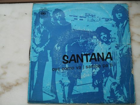Vinil Santana