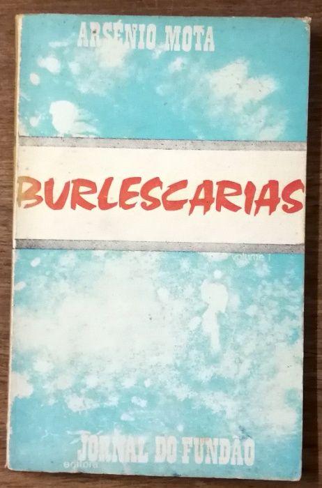 burlescarias, arsénio mota, jornal do fundão Estrela - imagem 1