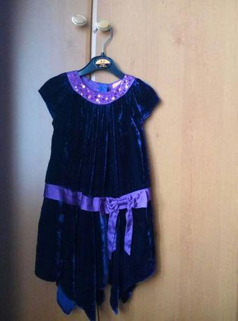 Нарядное платье р.98 см, на 3 года