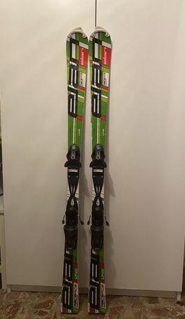 Narty zawodnicze juniorskie Elan 145cm