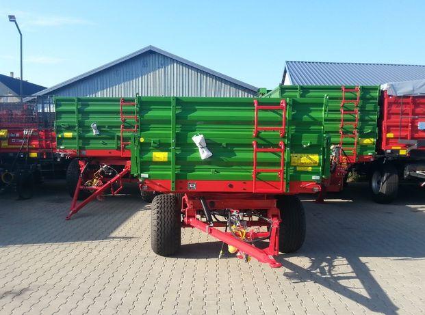 Przyczepa Rolnicza Dwuosiowa PRONAR 4t T653 5t 6t T653/2 8t 10t T672