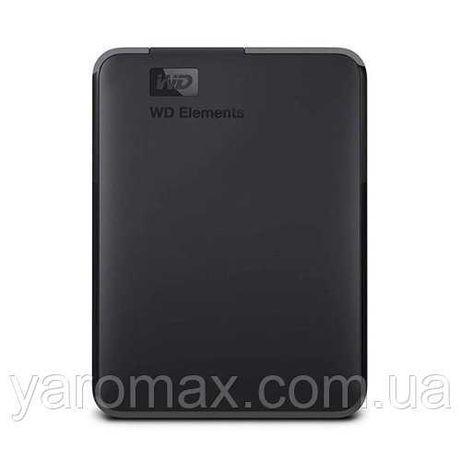 Жесткий диск WD Elements Portable 5 TB  внешний HDD накопитель Chia