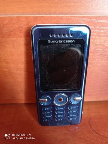Sony Ericsson S302 telefon uszkodzony