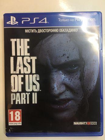Игра Одни из Нас 2. The last of us. Part 2. PS.
