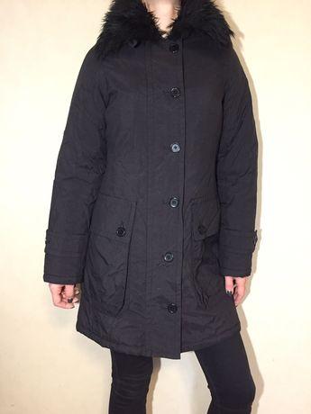 Пальто тёплое стеганое Crocker