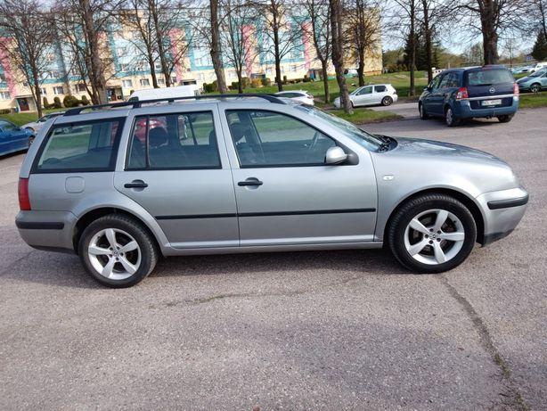 VW Golf 4 1,9 Tdi
