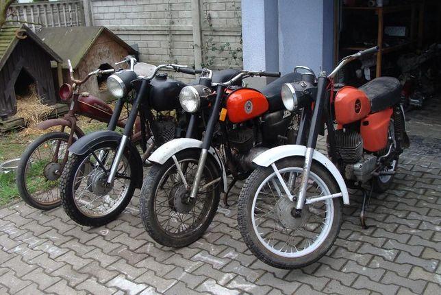 skup starych motocykli,motorów,motorowerów i czesci