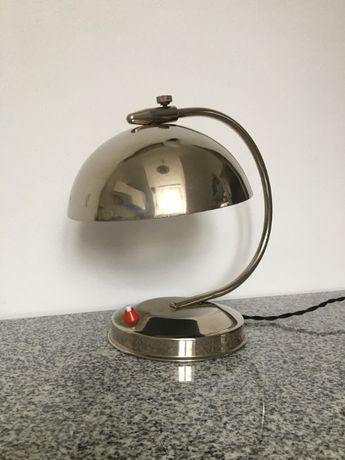 lampa design Gałecki Apolinary lampka vintage PRL loft lampka