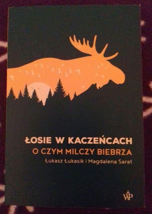 """""""Łosie w kaczeńcach"""" Ł. Łukasik, M. Sarat NOWA fotografia, przyroda Lublin - image 1"""