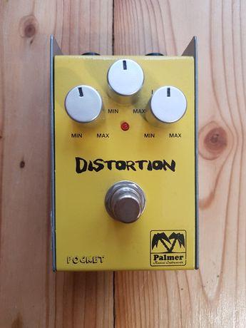 PALMER pocket distortion