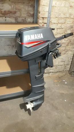 Silnik przyczepny, zaburtowy Yamaha 6 KM