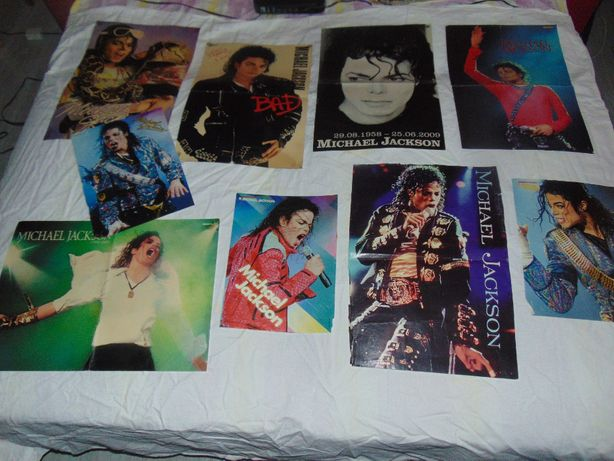 Michael Jackson plakaty