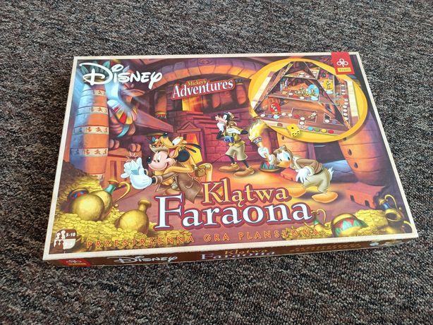 Gra planszowa Disney Klątwa Faraona