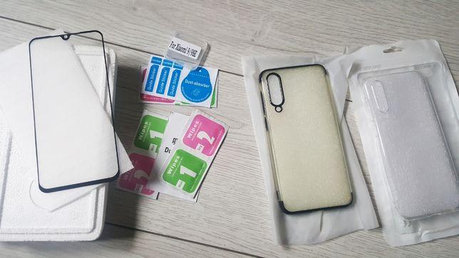 zestaw akcesoria do telefonu xiaomi 9se szkło etui