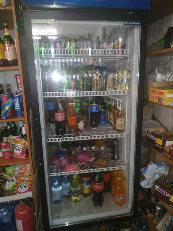 Холодильник під пиво та воду