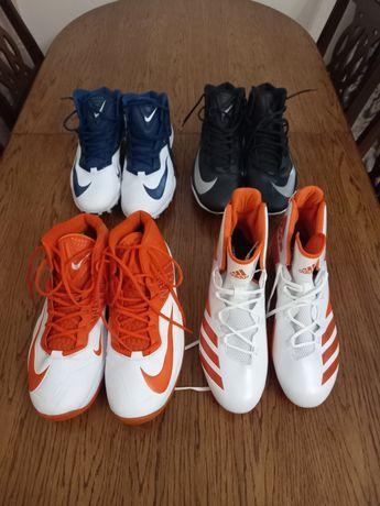 Буци, бутси, копки Nike, Adidas