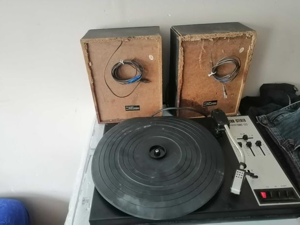 gramofon Unitra Fonica GWS-123 ARTUR STEREO