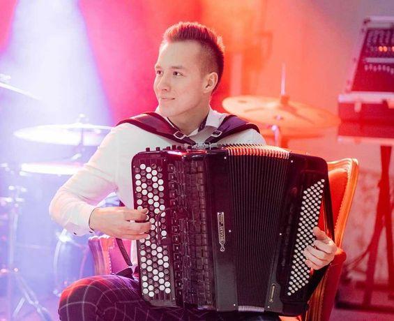 Lekcje gry na akordeonie!!! Białystok!