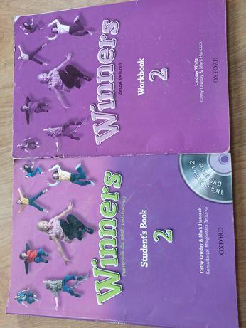Podręcznik i ćwiczenia język angielski winners 2