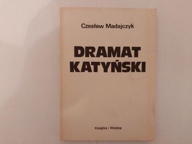 Dramat Katyński C. Madajczyk