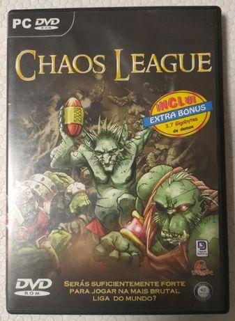 Chaos league Jogo PC DVD