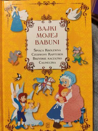 Książka - Bajki mojej babuni