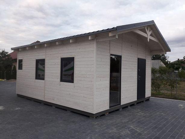 Domki drewniane całoroczne, letniskowe