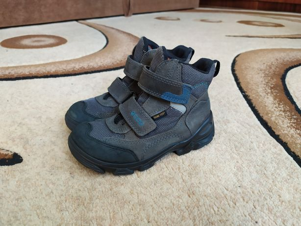 Зимние ботинки Ecco gore-tex