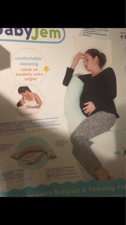 Almofada de amamentação e apoio na gravidez
