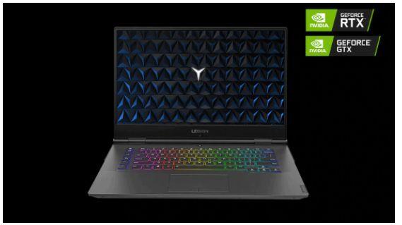 Gaming Lenovo Legion 5 i7-10750H 8GB GTX 1660 6GB 512GB NVMe