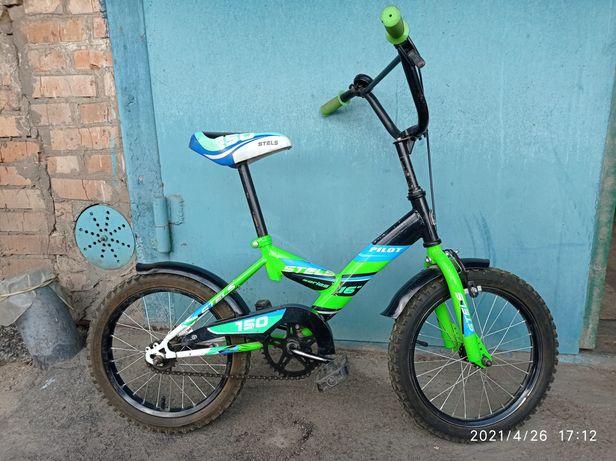 """Продам велосипед детский STELS Pilot 150  16"""""""