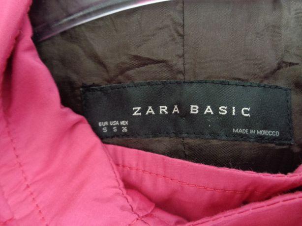 Płaszczyk, płaszcz Zara r.S-M